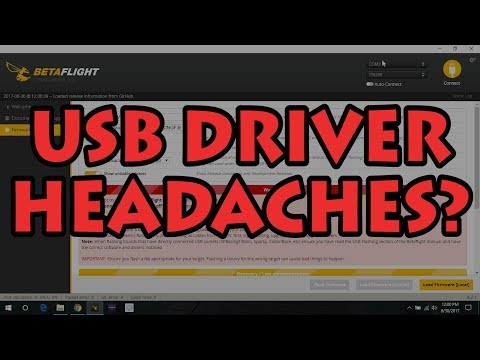 How to Fix Betaflight USB Connection Errors ⭐ - YouTube