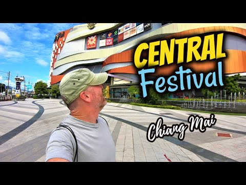 Best Street Pad Thai in Chiang Mai? | Central Festival