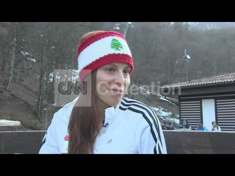 Sochi 2014: Skier Jacky Chamouns topless photos cause