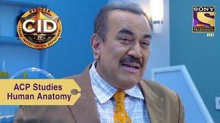 Your Favorite Character   ACP Pradyuman Studies The Human Anatomy   CID