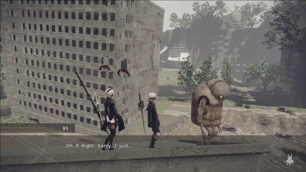 nier wise machine