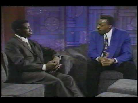 Arsenio Hall show - Wesley Snipes Guest