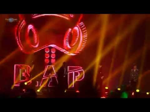 160908 Pyeonghang K-POP Festival - B.A.P - That's My Jam