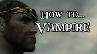 Skyrim: How to become a Vampire (finding Vampires)
