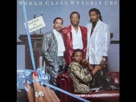 THE WORLD  CLASS WRECKIN CREW - lovers