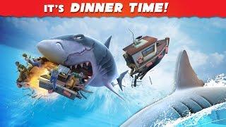 hungry shark evolution google play trailer 2016