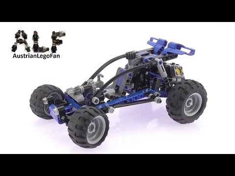 how to build the dune buggy lego 42001 c model by franti ek hajdekr. Black Bedroom Furniture Sets. Home Design Ideas