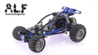 Lego Technic 8296 Dune Buggy - Lego Speed Build Review