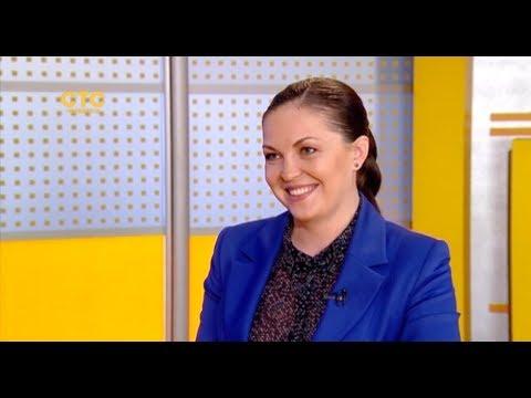 """В тему! (телеведущая """"Городских новостей"""" Юлия Анфалова)"""