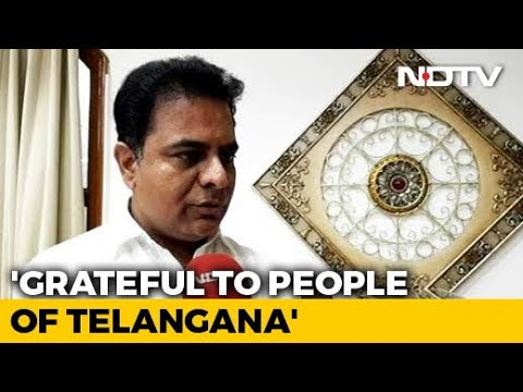 Why KTR Is Disappointed Despite TRS Victory In Telangana: NDTV Exclusive