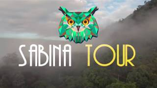 Sabina Tour InfoClip by Pájaros Volando