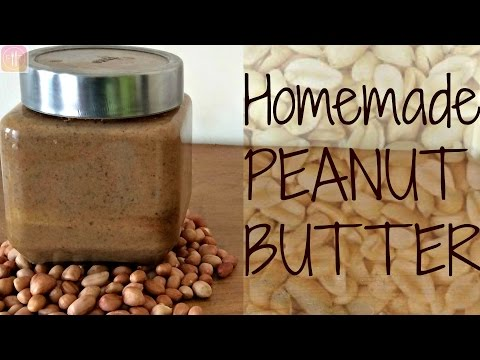 homemade-peanut-butter-recipe-easy|healthy|tasty