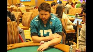 2020 WSOP Main Event Final Tablist Ryan Hagerty