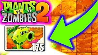 *NOWA* ROŚLINA PREHISTORYCZNY GROSZEK! | PLANTS VS ZOMBIES 2 #64 #admiros