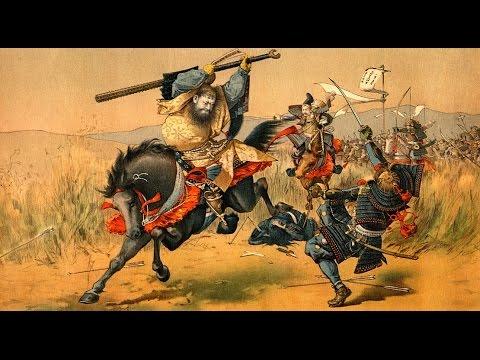 Shogun 2 Rise of the Samurai - Taira Campaign (Legendary) - Ep1 - YouTube