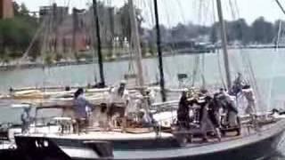 Sea Battle 2008 Blackbeard Festival