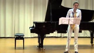 И.С.Бах – Прелюдия из сюиты для виолончели соло №5