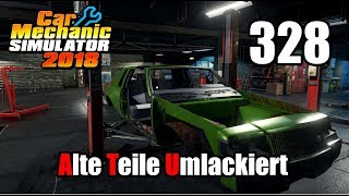 Auto Werkstatt Simulator 2018 ► CAR MECHANIC SIMULATOR Gameplay #328 [Deutsch|German]