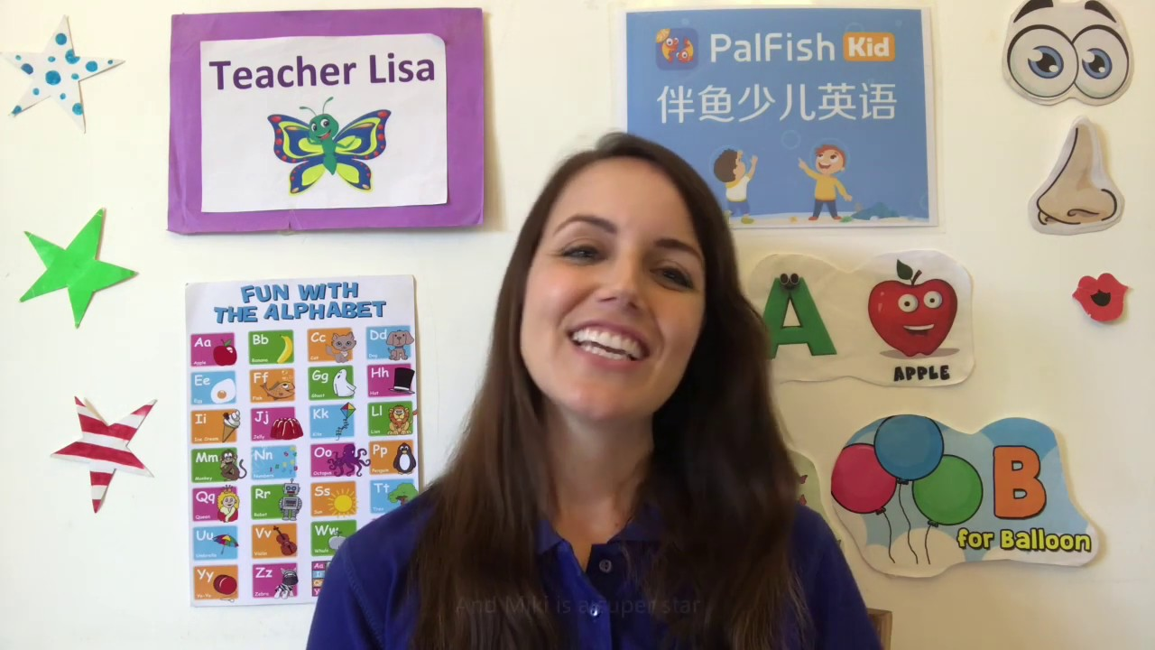 Stories of Students with PalFish Teachers - YouTube