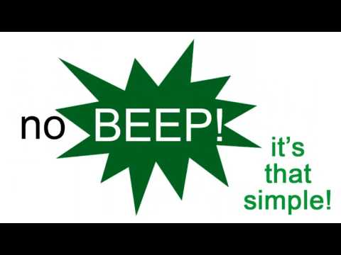 APC by Schneider Electric - How to turn off the beep - YouTube