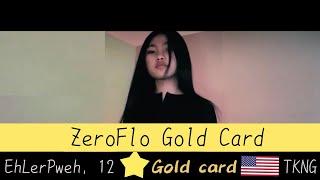 TKNG-Junior rapper [26] EhLerPweh (Poe Beatz) Gold Card - Zero Flo
