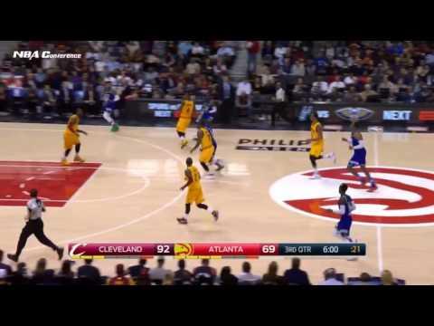 Cleveland Cavaliers vs Atlanta Hawks   Full Game Highlights   March 3, 2017   2016 17 NBA Season