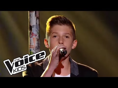The Voice Kids 2016 | Evan | ''Il est où le bonheur'' | Christophe Maé | Finale