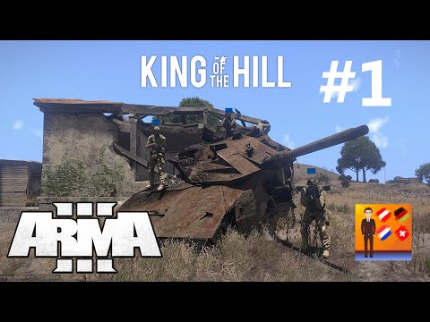 Arma 3 King of the Hill Halifax #1 HD Lets Play mit Freunde