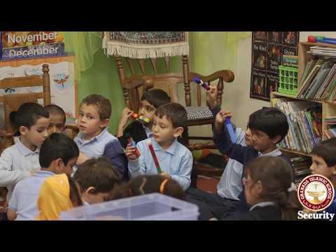 Granada Islamic School Security Video