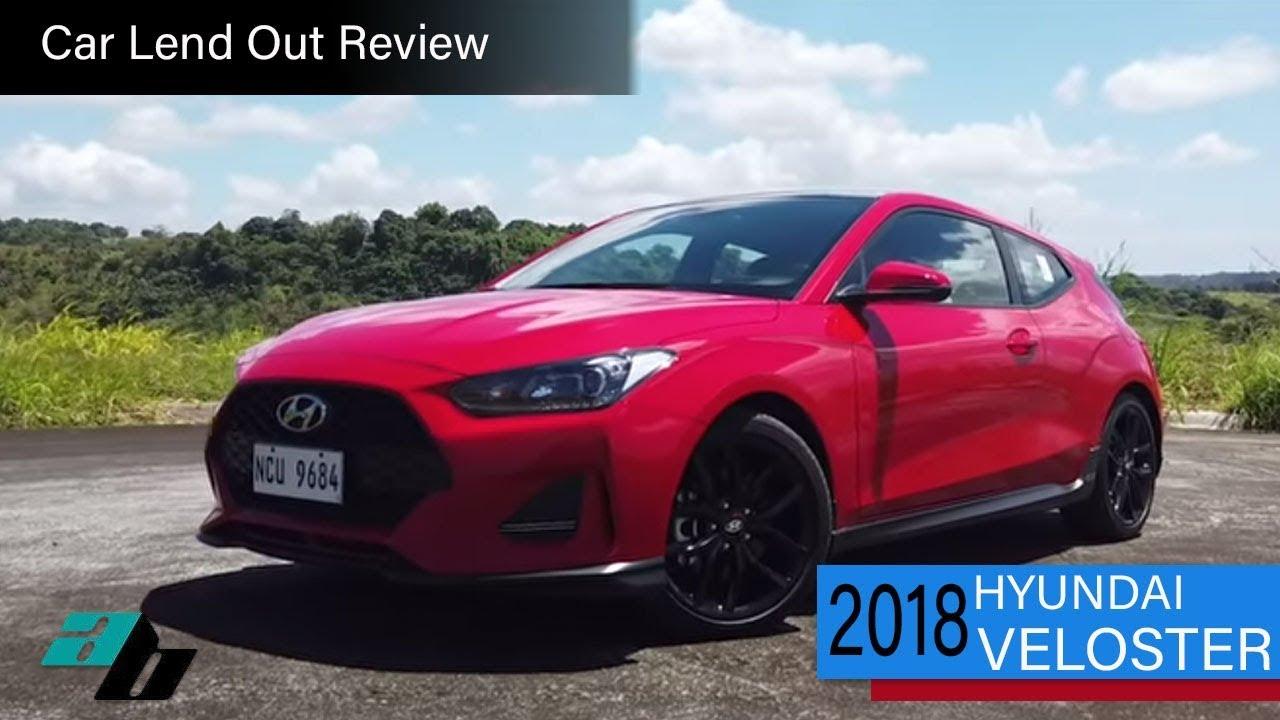 2018 Hyundai Veloster 1.6 Turbo