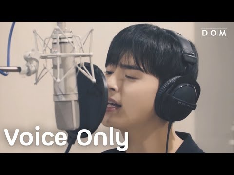 [MV] 차은우 (ASTRO) - Rainbow Falling (Acapella Ver.) My ID is Gangnam Beauty OST Part.7