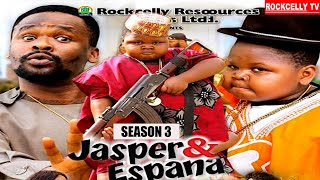 JASPER AND ESPANA (SEASON 3) NEW BLOCKBUSTER MOVIE - ZUBBY MICHEAL Latest 2020 Nollywood Movie || HD