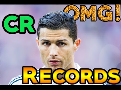 CRISTIANO RONALDO-Records  2015 -2016 #Parte 1 HD