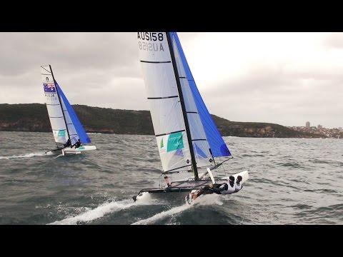 Sail Sydney 2016 - Day 4