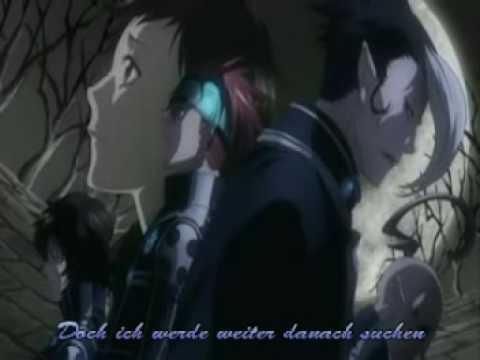 Anata ga Koko ni Iru Riyuu in German [Fancover]
