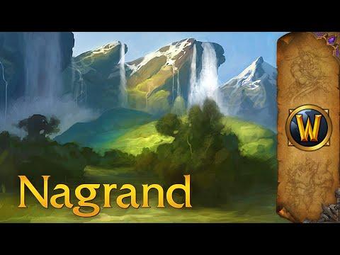 World Of Warcraft - Music & Ambience - Nagrand (Draenor)