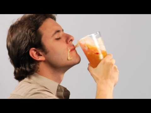 Man Drinks Fat New York City Health Department Anti Soda NYC Health Eating sugar