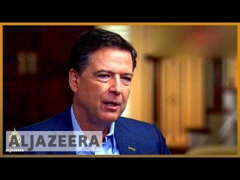 🇺🇸 Trump calls Comey 'slime ball' over new critical book | Al Jazeera English
