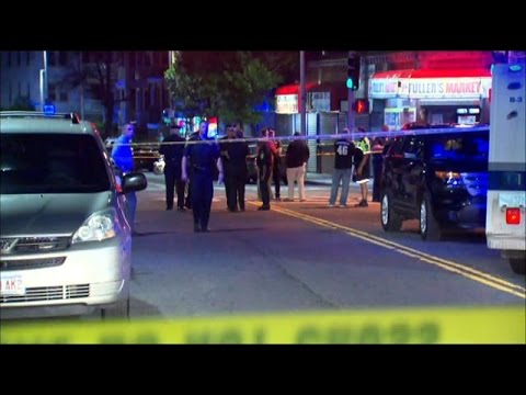 Boston Police Say Teen Killed In Dorchester Was Targeted