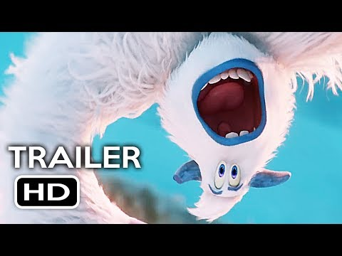Smallfoot Official Trailer #2 (2018) Channing Tatum, Zendaya Animated Movie HD (Movies for Kids)