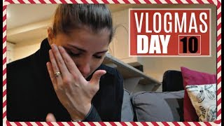 Long Distance Is Hard | Vlogmas Day 10