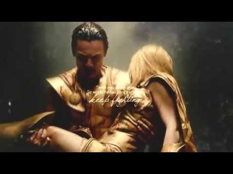 Aragorn, Legolas And His Mother