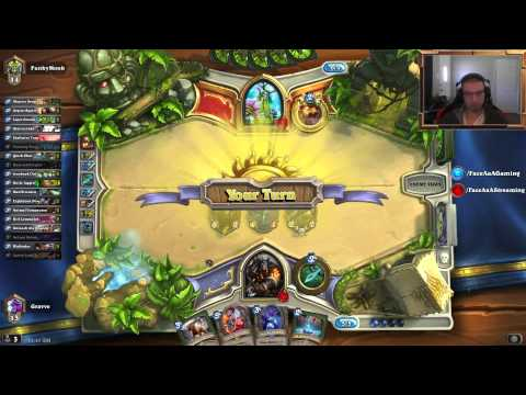 Aggro Hunter VS Druid - Hearthstone Ladder -  Rank 13
