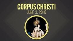 Weekend Reflection - Corpus Christi Sunday