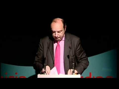 UK Bus Awards 2010 Norman Baker Speech