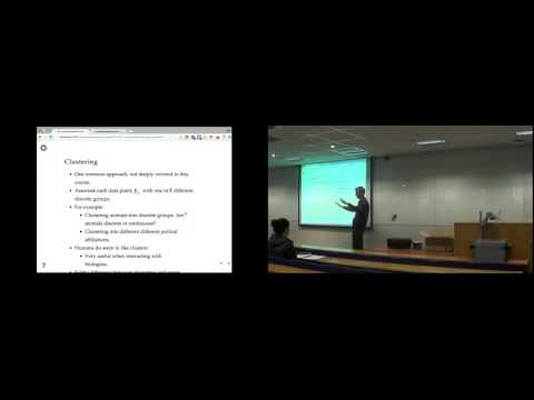 MLAI 2015: Lecture 7 Unsupervised Learning