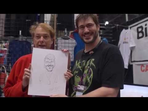 NY Comic Con 2016 | Bill Plympton Interview |