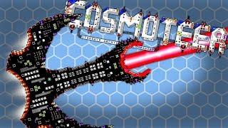 cosmoteer - быстрый обзор на игру