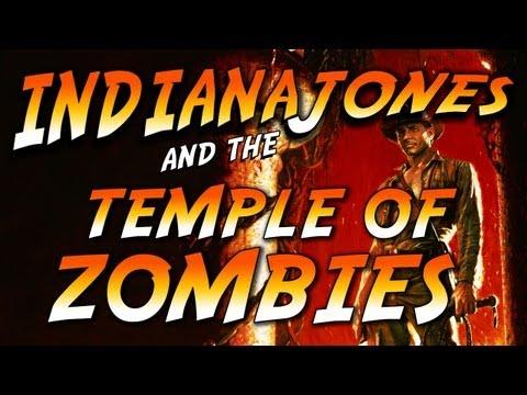 INDIANA JONES ZOMBIES ★ Left 4 Dead 2 (L4D2 Zombie Games)