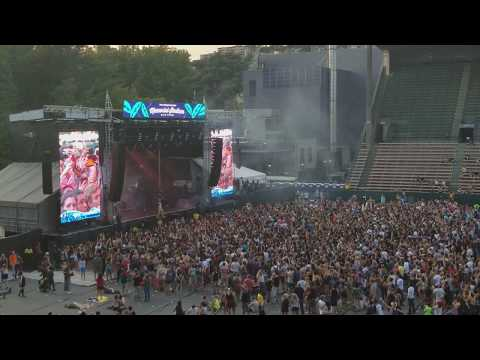 "X Ambassadors ""Unsteady"" Bumbershoot Music Festival 2017 (Memorial Stadium Seattle, WA)"